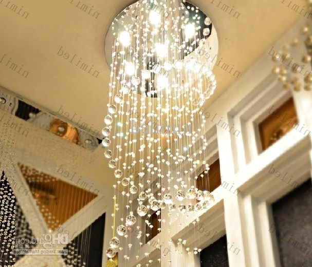 New Home Interior Design Ideas Chronus Imaging Throughout Chandeliers For Hallways (Gallery 3 of 10)