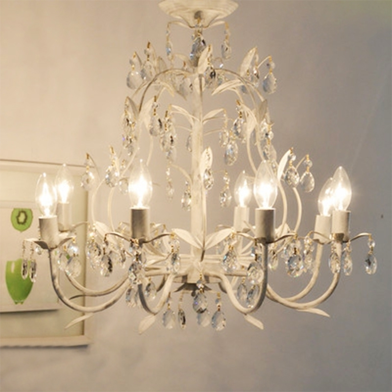 Newest Antique Style Chandeliers (View 8 of 10)