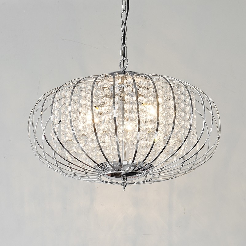 Newest Caged Chandelier With Caged Chandelier – Be Fabulous! (View 8 of 10)