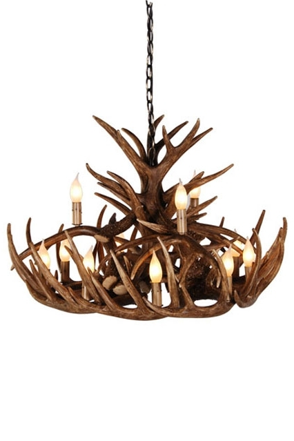 Newest Stag Horn Chandelier Antler Chandelier Homewares And Home For Stag Horn Chandelier (View 3 of 10)