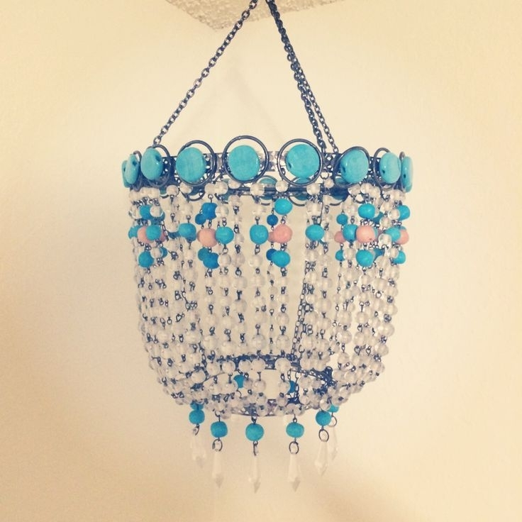 Newest Turquoise Mini Chandeliers Inside 26 Best Cute Mini Chandeliers Images On Pinterest (View 5 of 10)