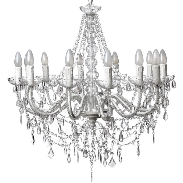 Ornate Chandelier (View 5 of 10)