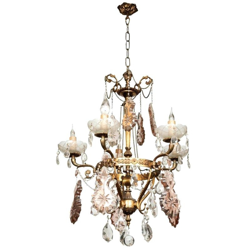 Ornate Chandeliers Lets Ornate Crystal Chandeliers – Pinkfolio Pertaining To Well Known Ornate Chandeliers (View 7 of 10)