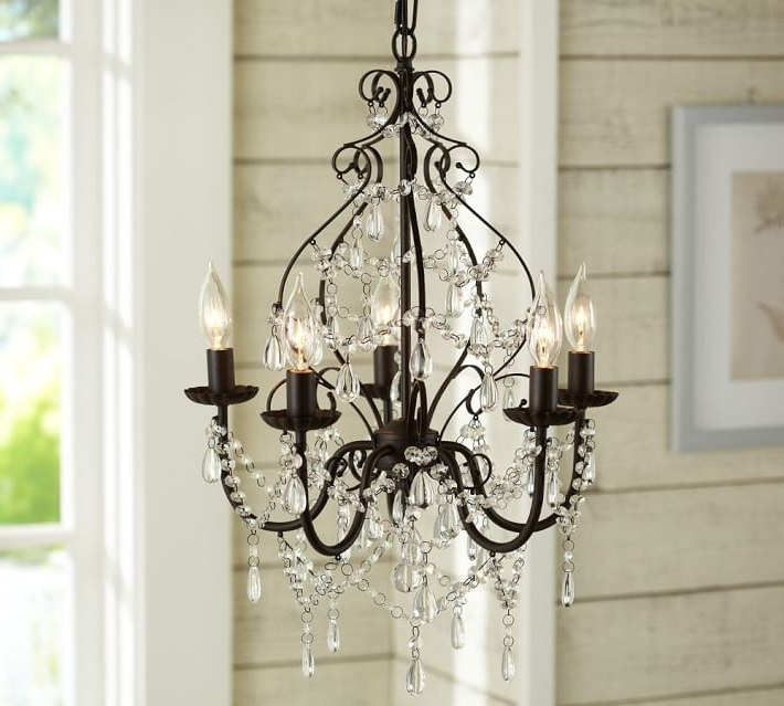 Paige Crystal Chandelier (View 8 of 10)