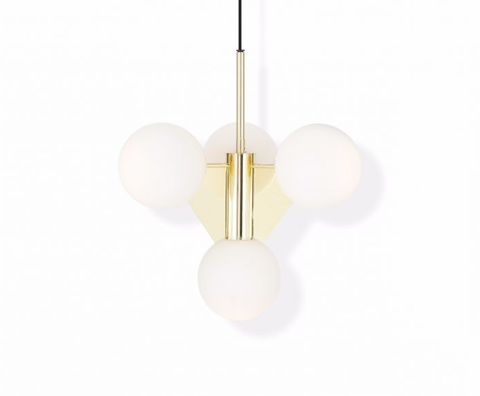 Plane Short Chandeliertom Dixon In Famous Short Chandelier Lights (Gallery 7 of 10)