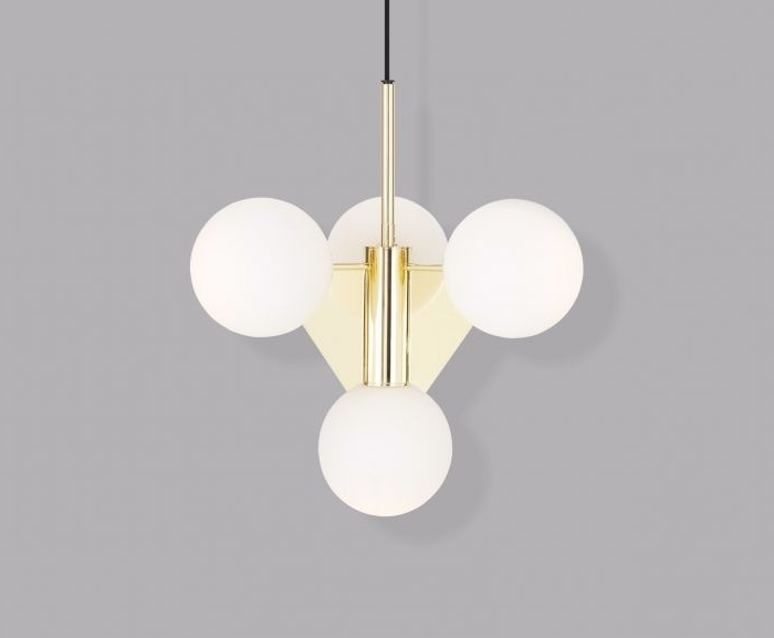 Plane Short Chandeliertom Dixon With Regard To Latest Short Chandelier (View 8 of 10)