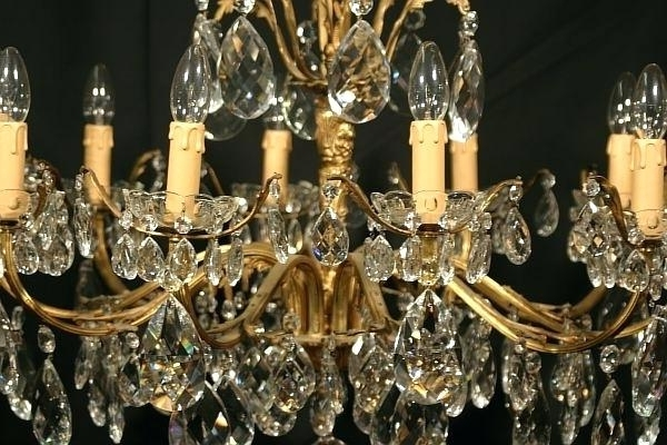 Popular Antique Italian Chandeliers Vintage Italian Wood Chandelier For Vintage Italian Chandelier (View 4 of 10)