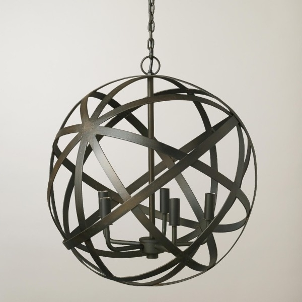 Popular Metal Ball Candle Chandeliers For Image Of Hanging Ball Candle Holders Including Vintage Inspired (View 9 of 10)