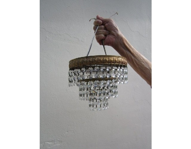 Popular Tiny Chandeliers Regarding Small Bedroom Chandeliers (View 7 of 10)