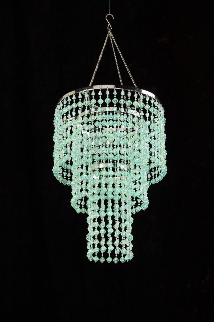 Popular Vintage Cheap Faux Crystal Chandelier > $ (View 9 of 10)