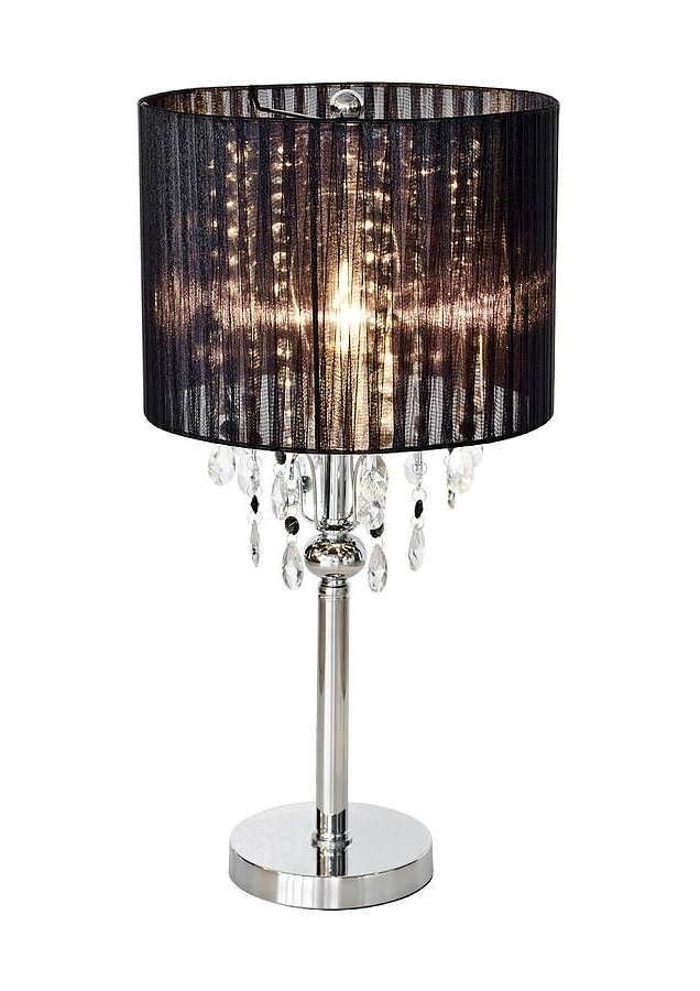 Preferred Chandelier Night Stand Lamps Intended For Chandelier Table Lamp – Google Search (View 10 of 10)