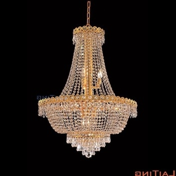 Preferred Chinese Chandelier In Decorative Crystal Small Chinese Chandelier Wholesale Pendant Lamp (View 7 of 10)