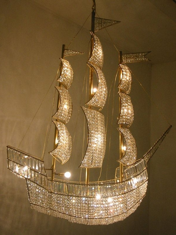 Preferred Collection Of 10 Unusual And Stylish Chandeliers (View 6 of 10)