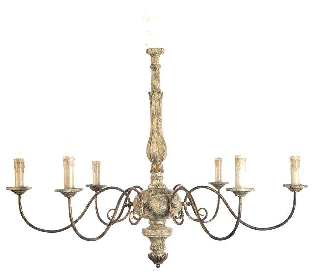 Preferred French Wooden Chandelier For Country Wooden Chandelier – Wecanhelpyou (View 9 of 10)