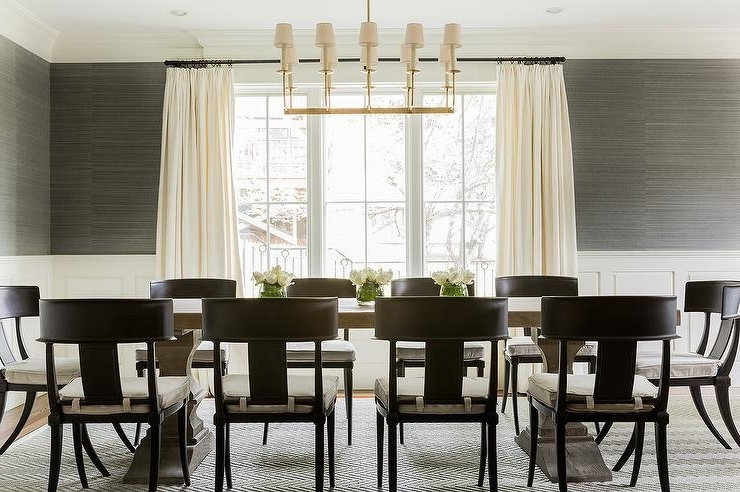 Preferred Visual Comfort Studio Sandy Chapman 10 Light Linear Branched Regarding Branched Chandelier (View 7 of 10)