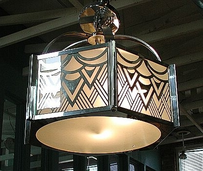 Recent Art Deco Chandeliers Within Reproduction Art Deco Lighting Deco Dence Art Deco Lighting (View 9 of 10)