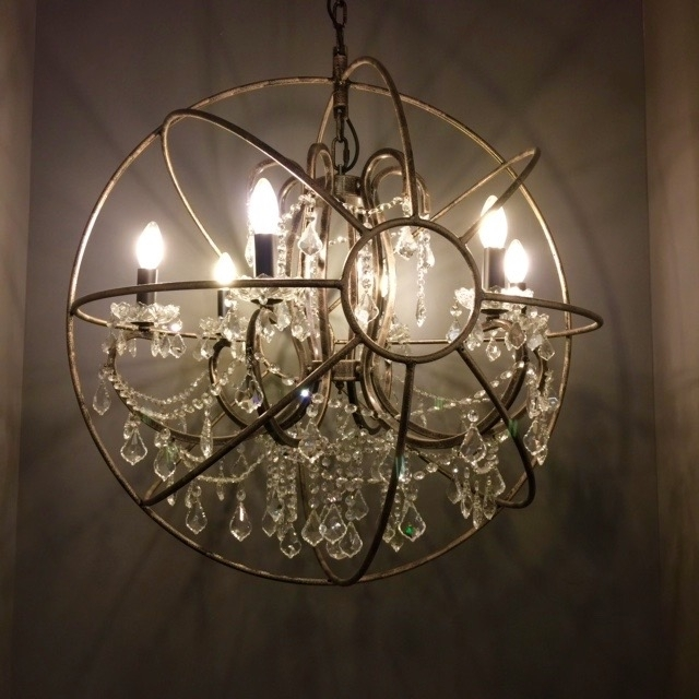 Recent Atom Chandeliers In Atom Chandelier – Z Two Lights (View 10 of 10)