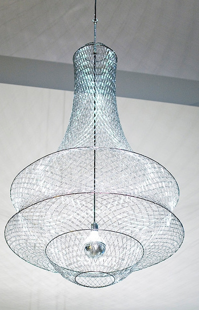 Recent Clip On Chandeliers Within A Chandelier Made With Wait For It!! Paper Clips – How Cool Is (View 7 of 10)