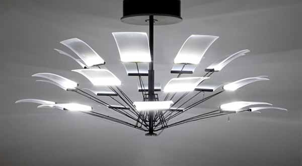 Recent Contemporary Modern Chandelier Regarding Contemporary Modern Chandelier – Nature House (View 10 of 10)