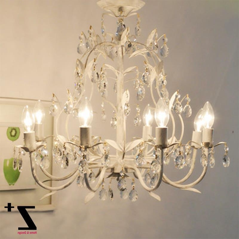 Recent French Country Style Vintage K9 Crystal Rococo Palais Chandelier Within Vintage French Chandeliers (View 8 of 10)
