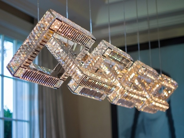 Recent Modern Chandelier Lighting Windfall Mechini Ultra Modern Chandeliers In Ultra Modern Chandelier (View 5 of 10)
