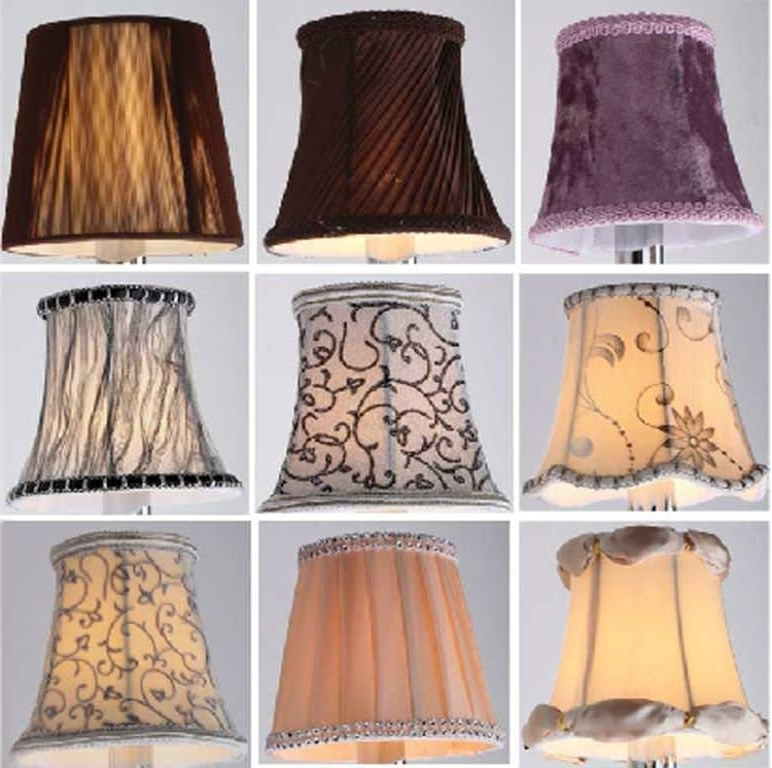 Recent Small Chandelier Lamp Shades Regarding Luxury Home Depot Mini Chandelier Shades • The Ignite Show (View 7 of 10)