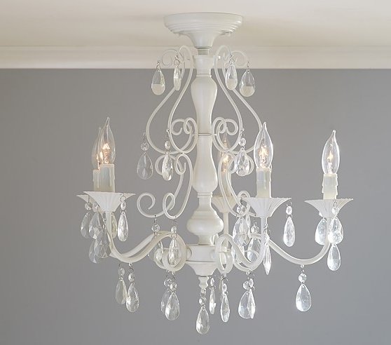 Recent Wall Mounted Mini Chandeliers In Home Design : Mini Flush Mount Chandelier Flush Mount Mini (View 7 of 10)