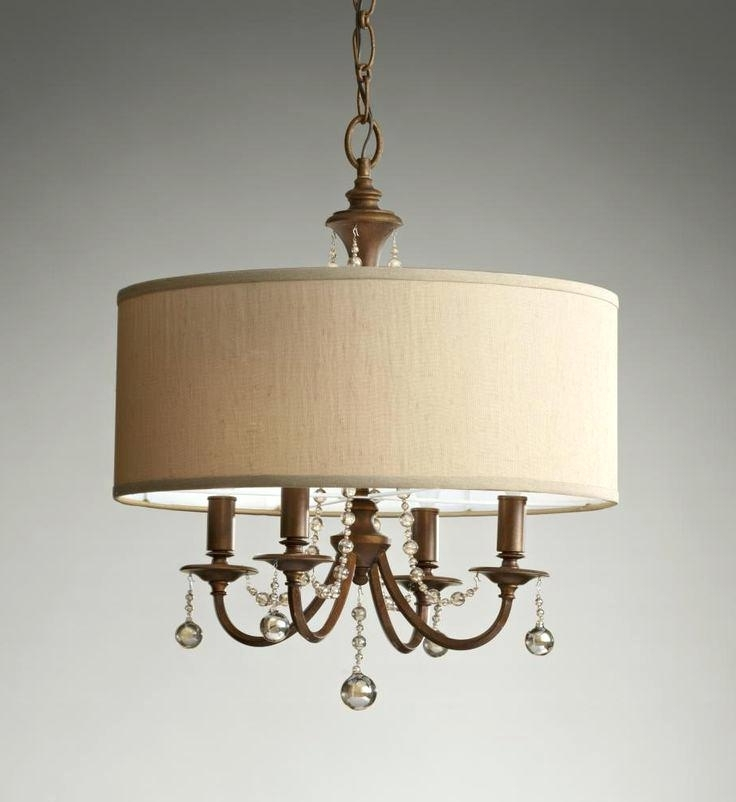 Rectangular Drum Shade Chandelier Chandelier Marvelous Rectangular Regarding Fashionable Cream Chandeliers (View 9 of 10)