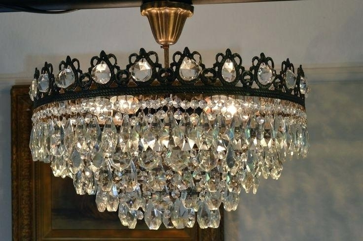 Small Chandeliers For Low Ceilings For Recent Small Chandeliers For Low Ceilings (View 7 of 10)