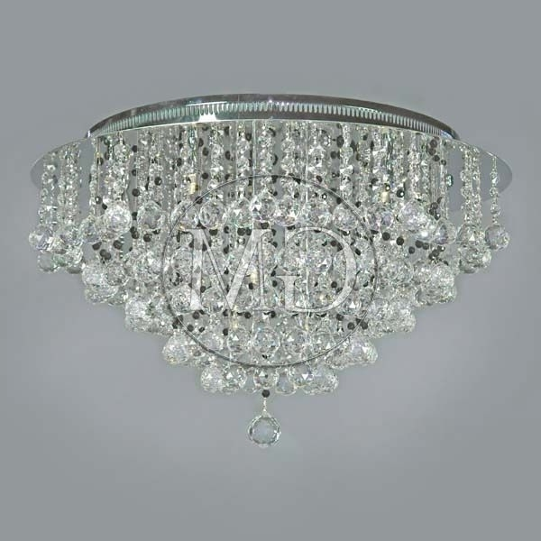 Small Chandeliers For Low Ceilings For Well Known 761 Best Chandeliers Images On Pinterest Lights Crystal Intended For (View 4 of 10)