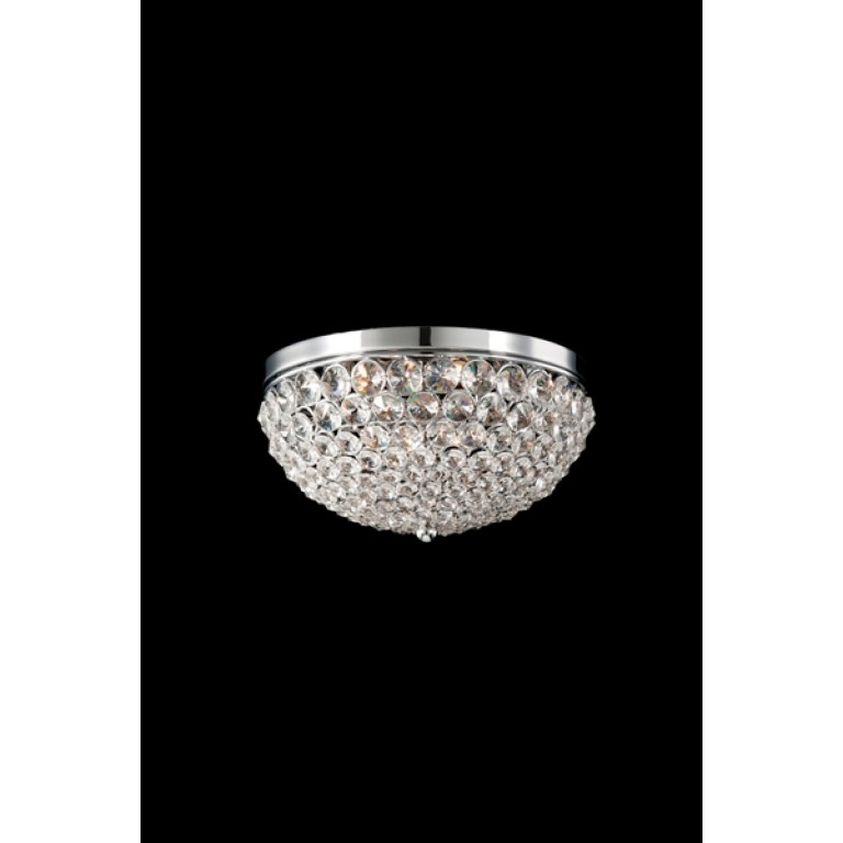 Small Chandeliers For Low Ceilings Pertaining To Most Recent Crystal – Low Ceiling – Ceiling – Lighting – Cotterell & Co (View 10 of 10)
