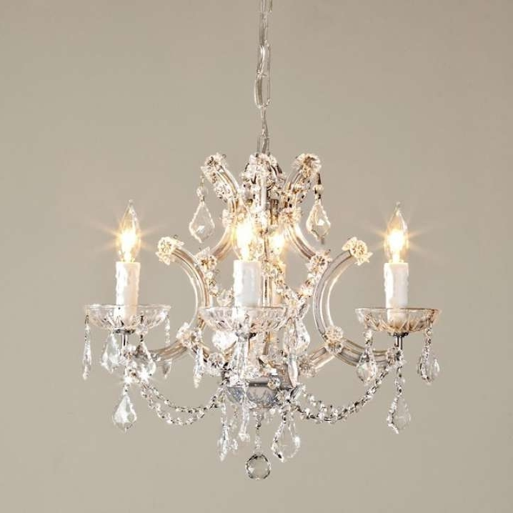 Small Chandeliers For Most Up To Date Small Chandeliers For Closets Images (View 5 of 10)