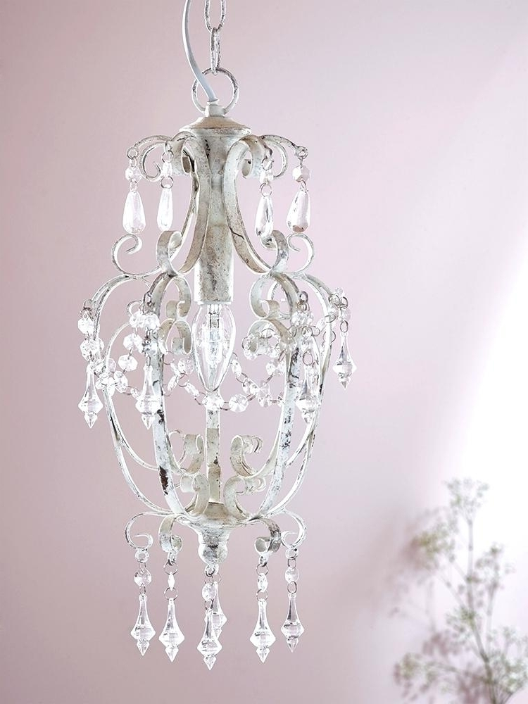 Small White Chandeliers With Famous Small White Chandeliers Small Chandeliers For Bedroom New Choose (View 9 of 10)