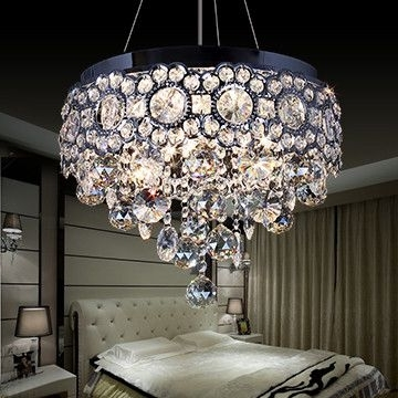 Sparkly Chandeliers Regarding Well Liked 125 Best Chandeliers Images On Pinterest (View 7 of 10)