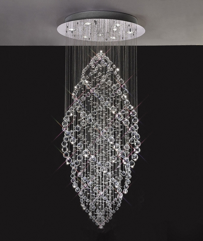 Featured Photo of Sparkly Chandeliers