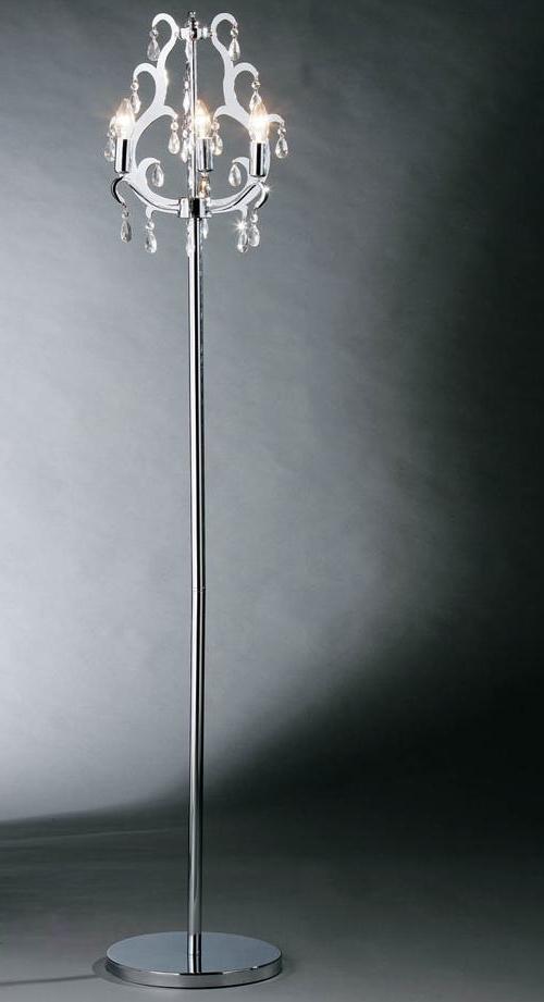 Standing Chandelier Lamp – Chandelier Designs Throughout Popular Free Standing Chandelier Lamps (View 5 of 10)
