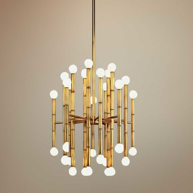 The Aquaria For Retro Chandeliers (View 9 of 10)