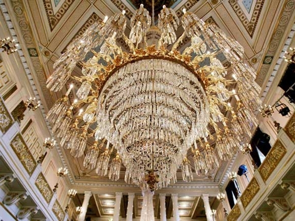 The Great Hall (The Ballroom) – The Royal House Of Norway Regarding 2017 Ballroom Chandeliers (View 5 of 10)