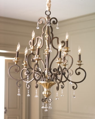 Traditional Chandelier Lighting – Jeffreypeak With Regard To Favorite Traditional Chandelier (View 7 of 10)