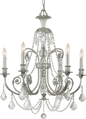 Traditional Crystal Chandeliers – Brand Lighting Discount Lighting In Well Known Traditional Crystal Chandeliers (View 4 of 10)