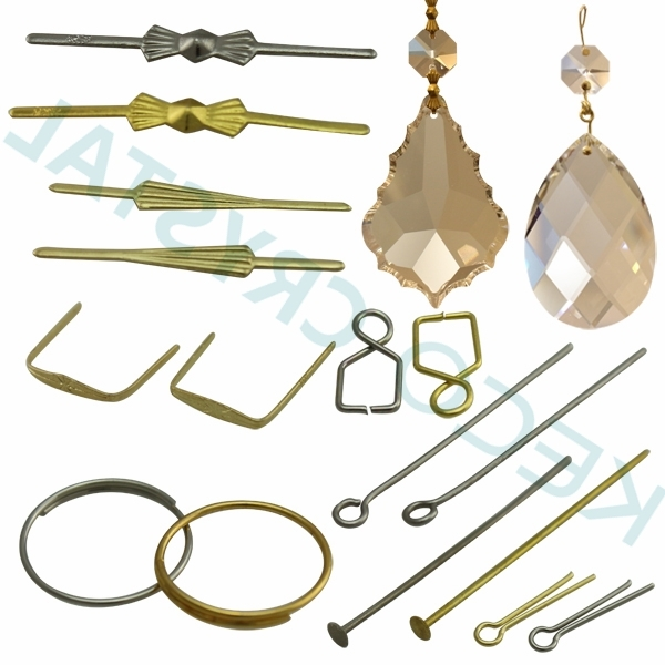 Trendy Accessories For Chandeliers And Hooks For Chandelier Crystals,keco With Chandelier Accessories (View 3 of 10)