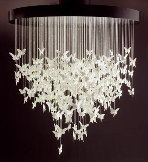 Trendy Beautiful Chandelier Designs (68 Modern Examples) Throughout Beautiful Chandelier (View 8 of 10)