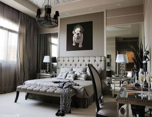 Trendy Black Chandelier For Bedroom * Meedee Designs In Black Chandelier Bedroom (View 8 of 10)