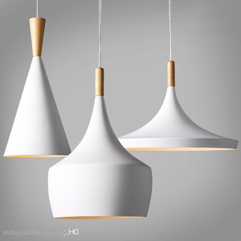 Trendy Designtom Dixon Pendant Lamp Beat Light Tom Dixon White Wooden Inside Modern Pendant Chandelier Lighting (View 9 of 10)