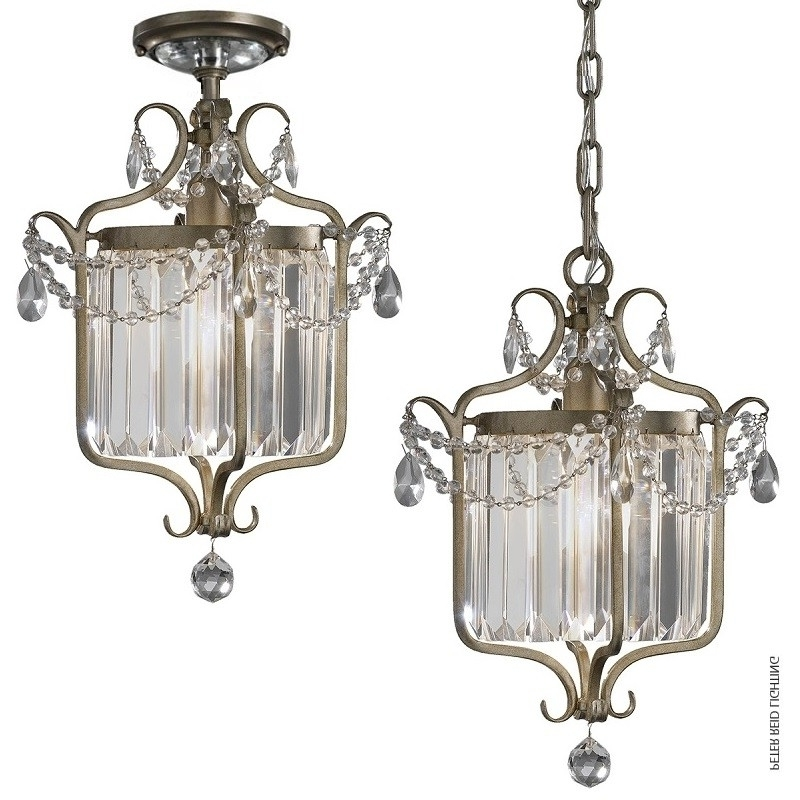 Trendy Duo Mount Mini Chandelier Within Gianna Mini Chandeliers (View 9 of 10)