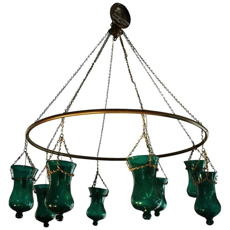 Trendy Egyptian Chandelier With Regard To Custom Egyptian Chandelier For Sale At 1Stdibs (View 9 of 10)