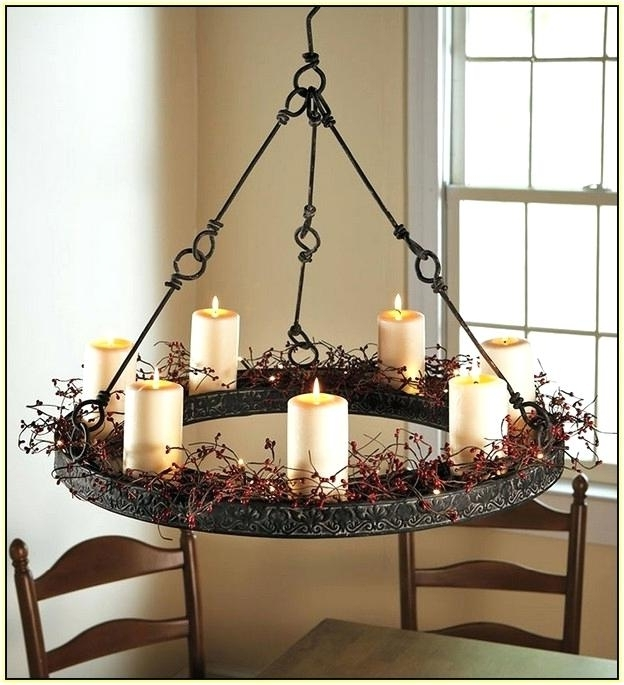 Trendy Hanging Candle Chandeliers Hanging Candle Chandelier Home Design With Regard To Hanging Candle Chandeliers (View 3 of 10)