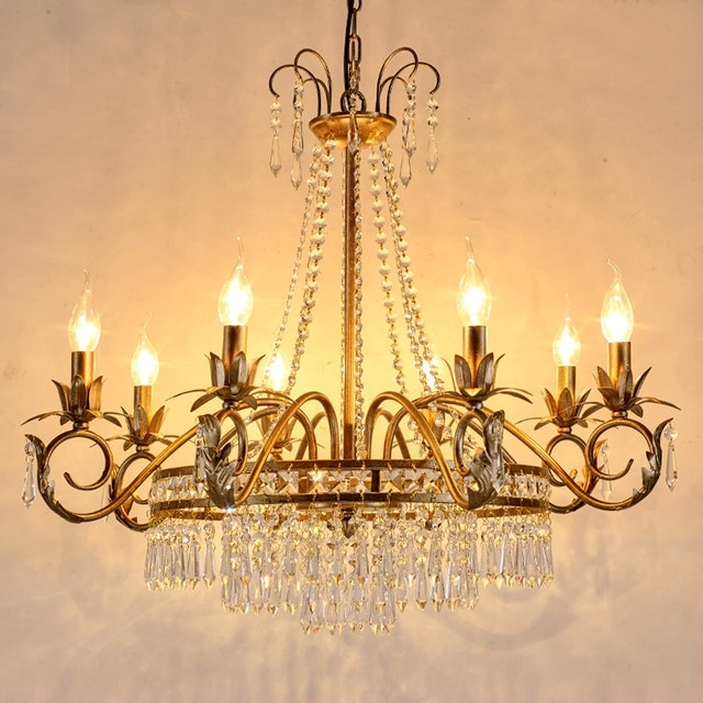 Trendy Vintage Style Chandelier Inside Online Shop Retro Style Lighting Kitchen Vintage Chandelier For (View 9 of 10)