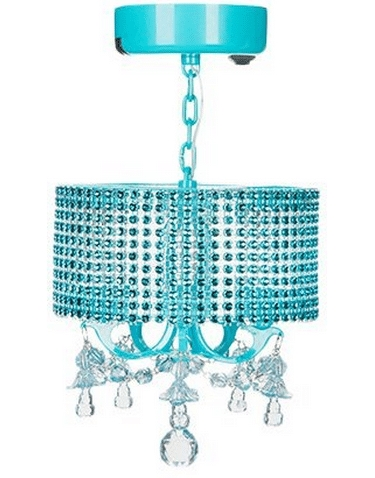 Turquoise Locker Chandeliers With Favorite Locker Chandeliers And Lights From $ (View 8 of 10)