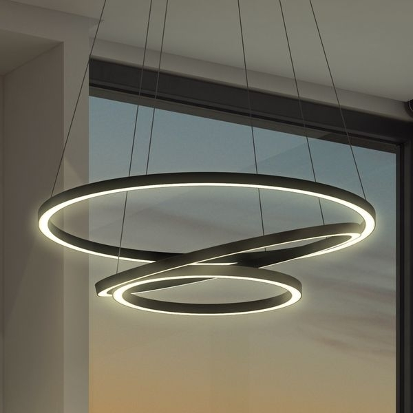 Ultra Modern Chandelier With Well Liked Modern Chandelier Lighting Windfall Mechini Ultra Modern Chandeliers (Gallery 2 of 10)